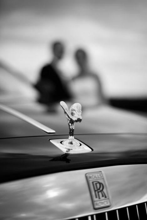Rolls Royce mariage