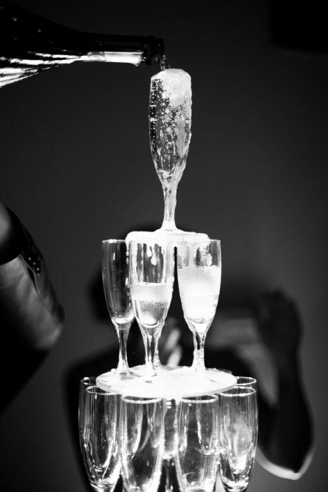 Fontaine champagne Label' Emotion Paris