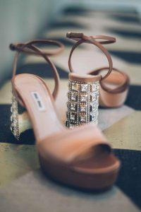 Chaussures de mariée Label' Emotion Paris