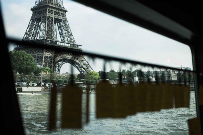 Tour effeil Label' Emotion Paris