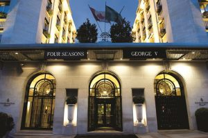 Hôtel le Georges V